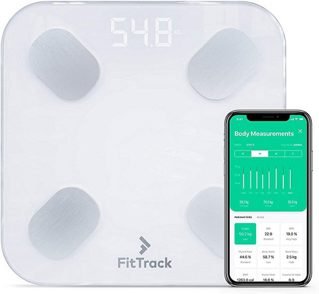 fittrack body analyzer scale 1