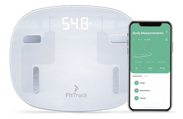 Fittrack Beebo Family Smart Scale
