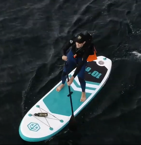 Goosehill Sailor Inflatable SUP Board