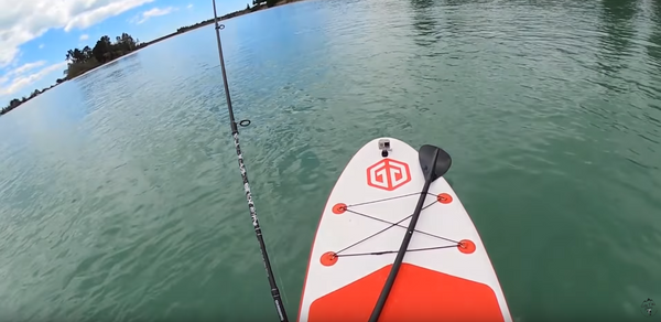Goosehill inflatable paddleboard
