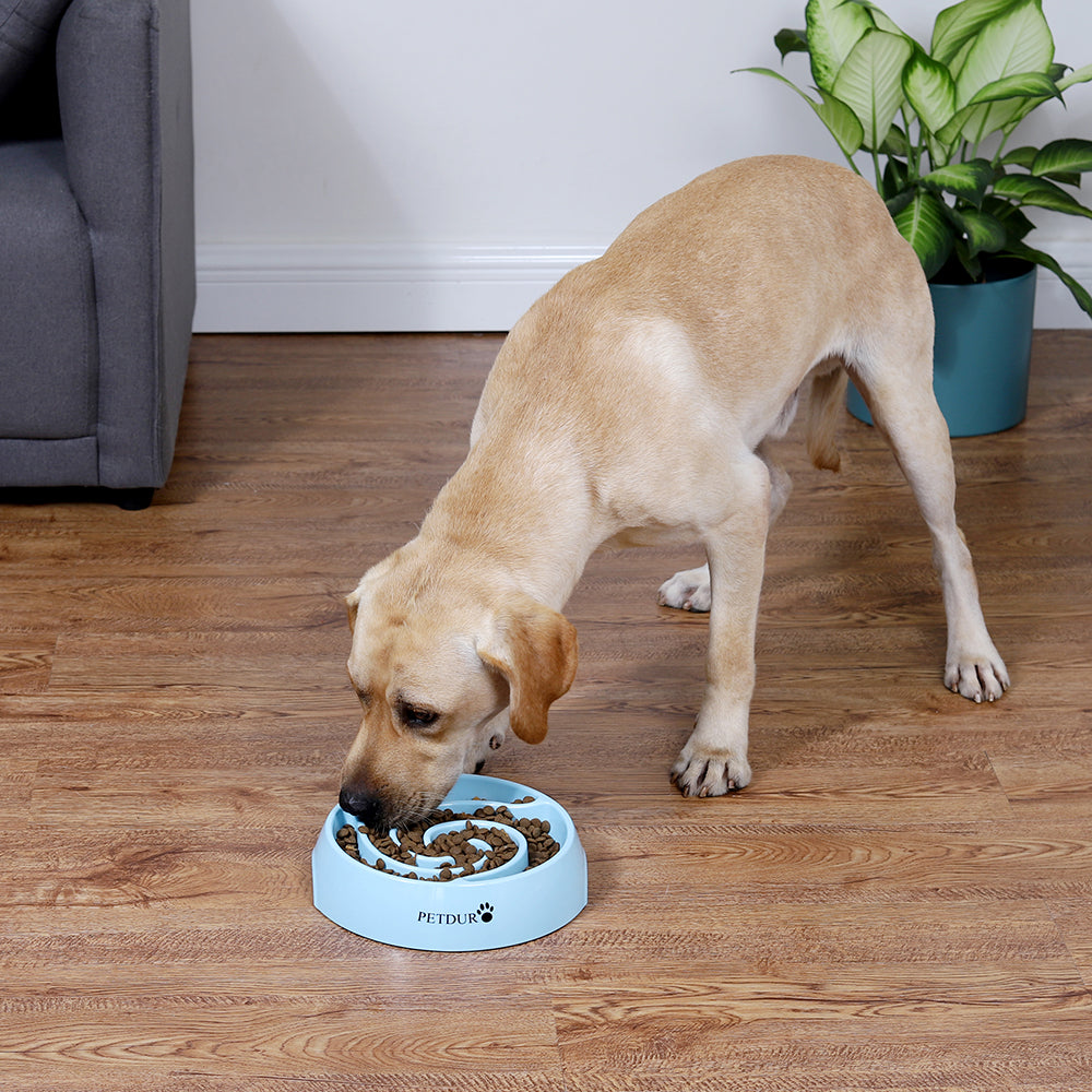 petduro slow feeder dog bowls