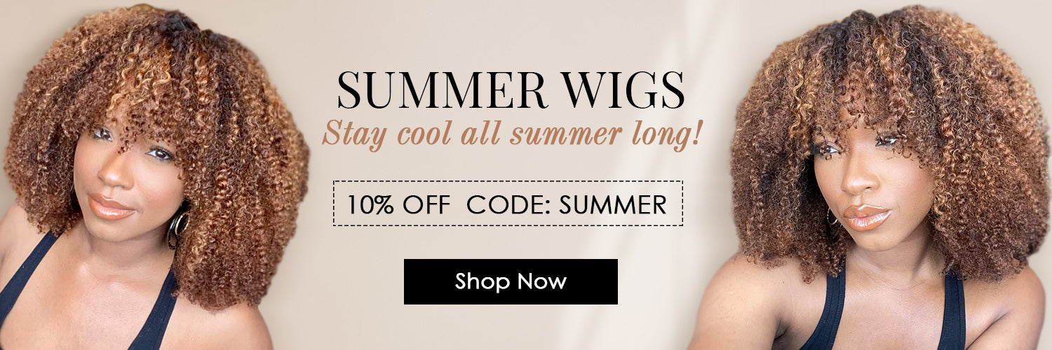 colored wigs human hair