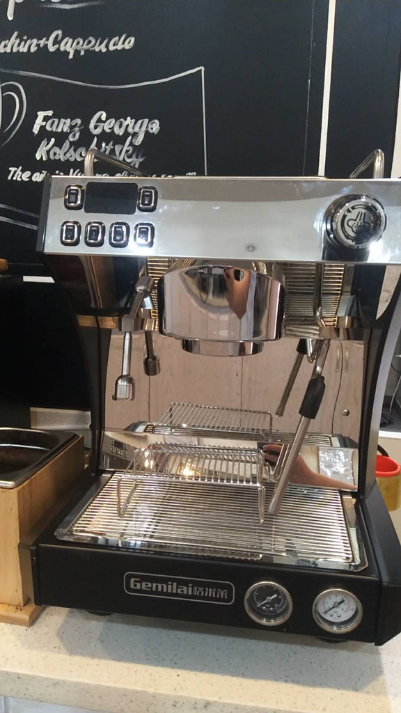itop 3121 coffee machine espresso maker real picture
