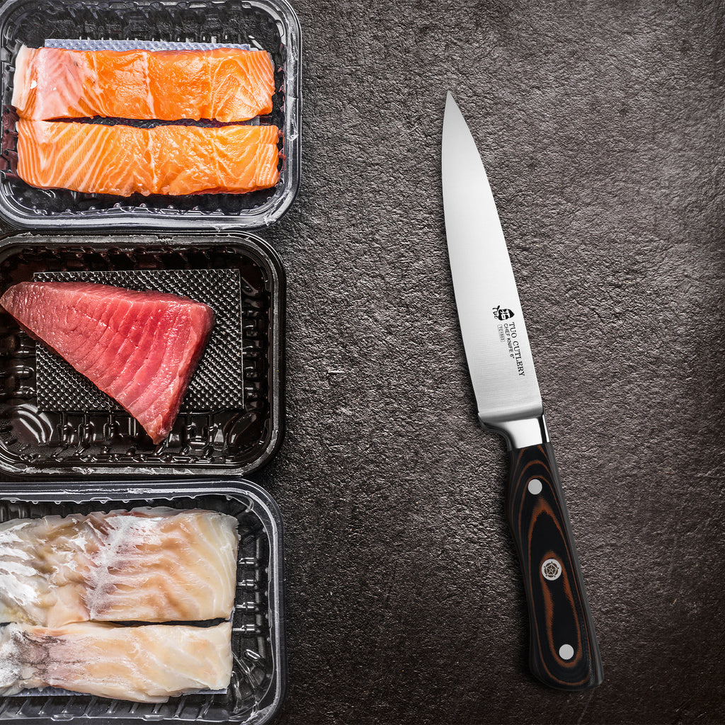 chef knife,small kitchen knife,meat knife,tuo cutlery