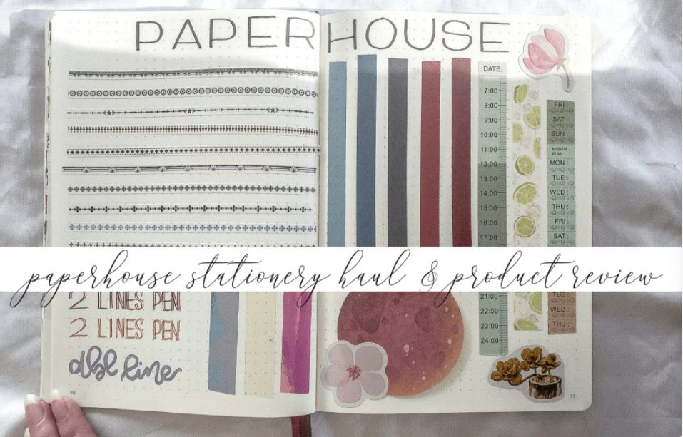 paperhouse stationery