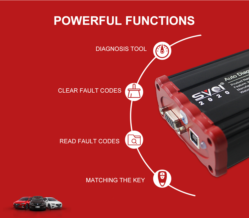SVCI 2020 (FVDI) Commander with Full 22 Software All VAG Special Functions Activated Unlock Version