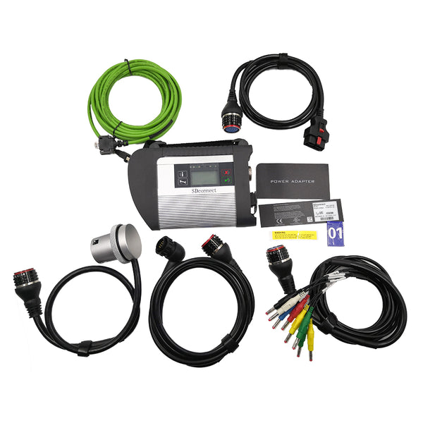 MB Star C4 for Benz Diagnostic Tool