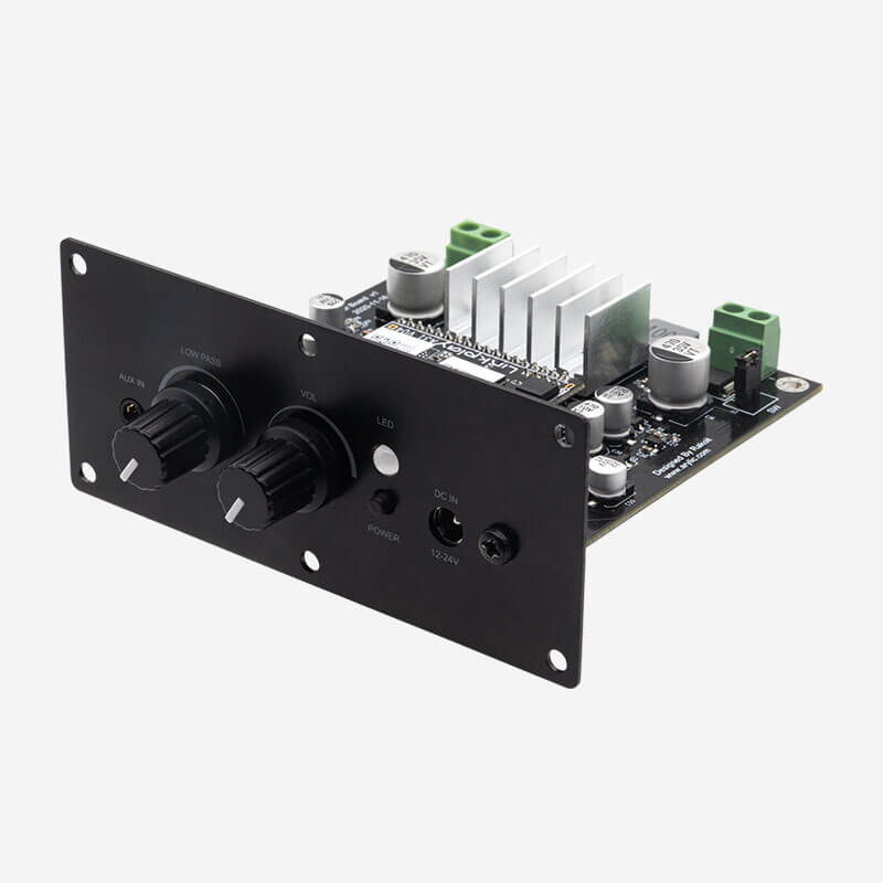 Subwoofer Amplifier Board with panel