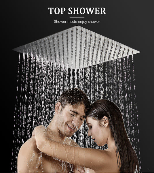 ceiling rain shower