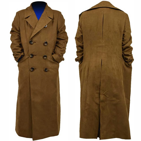 10th Doctor Cosplay Costume
