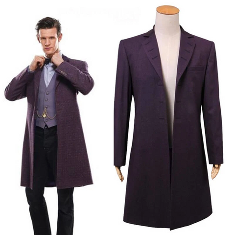 11th Doctor Cosplay Costume