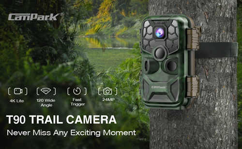 trail camera easy to use