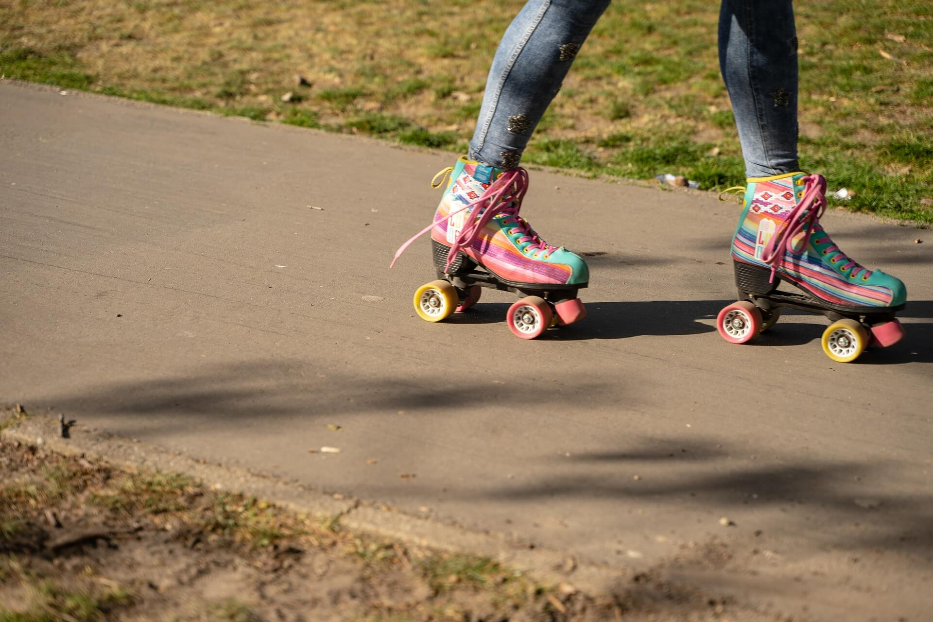 Quad Skates with Heels and are High Cut. Things You Need to Know Before Stepping in on the Roller-Skating Trend | Hummingbird Blog
