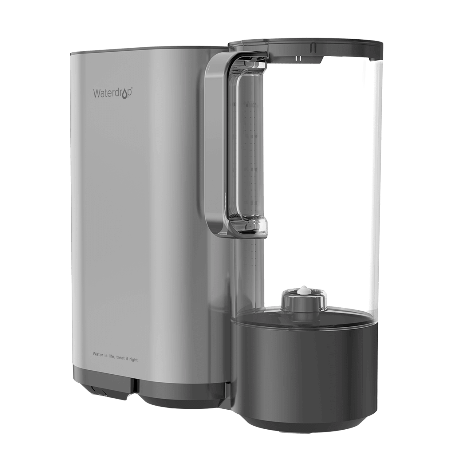 Countertop Reverse Osmosis System with Portable Water Pitcher
