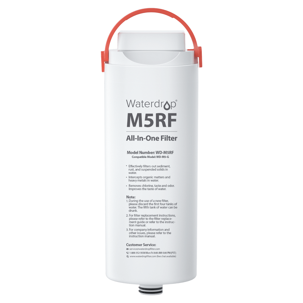 Countertop Reverse Osmosis System Replacement Filter WD-M5RF