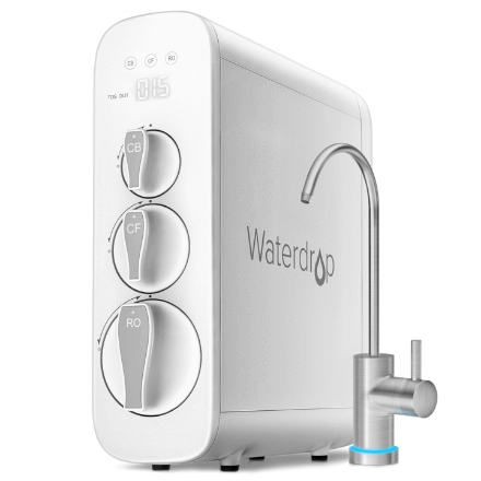 Reverse Osmosis Water Filtration System WD-G3-W