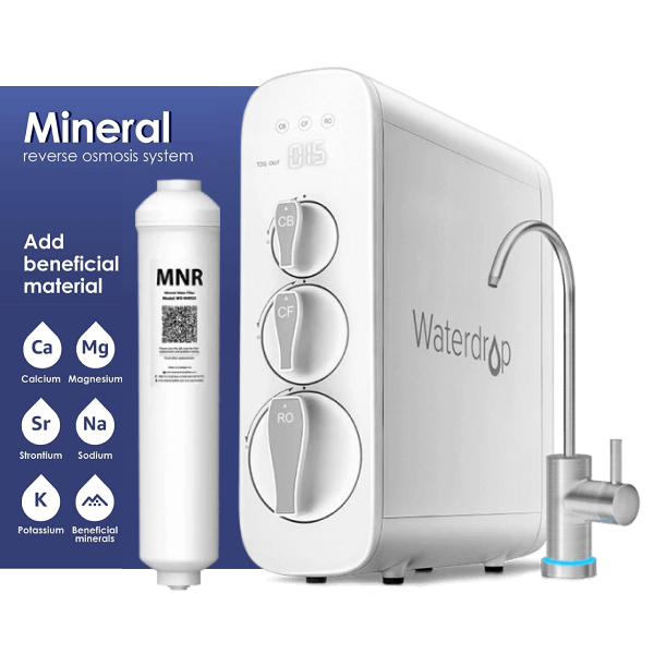Remineralization G3 RO Filtration System
