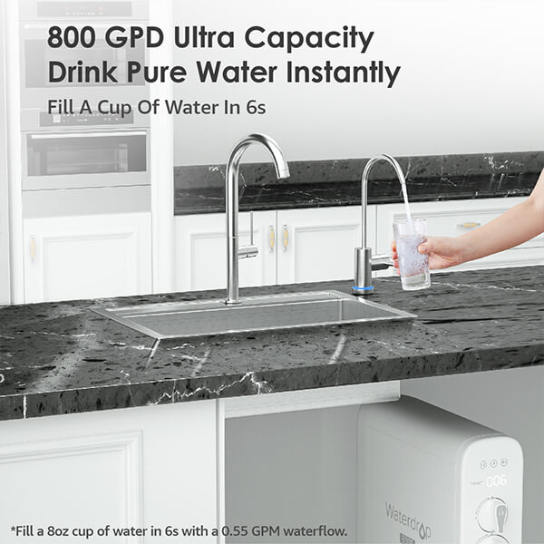 Larger Capacity Faster Flow