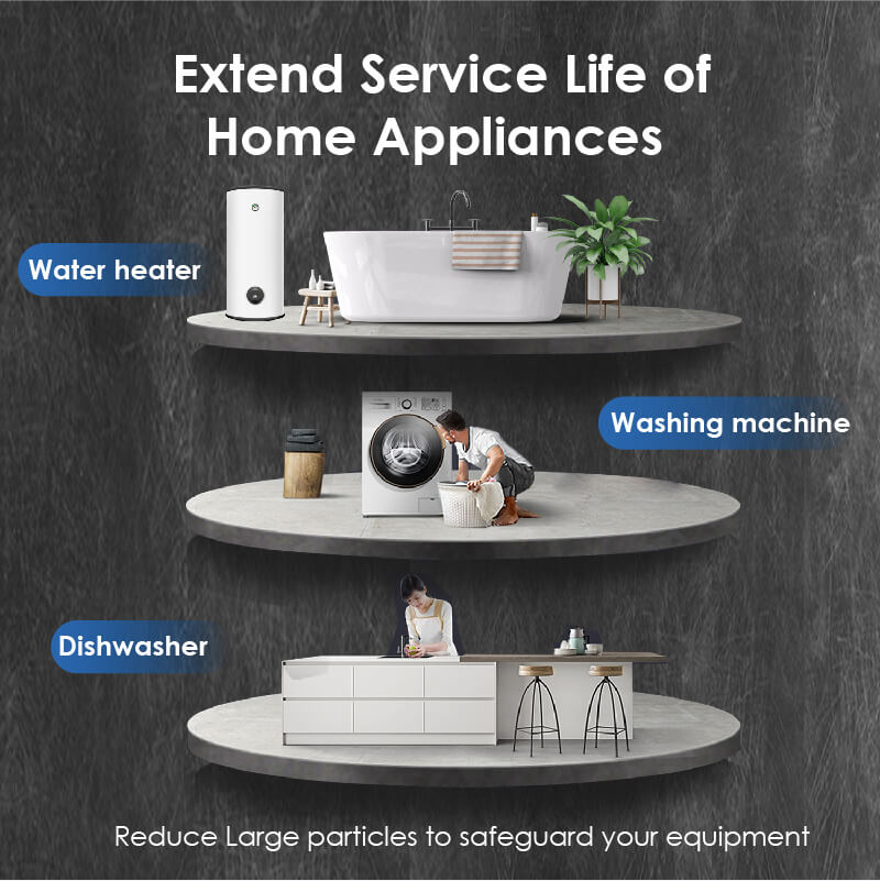 Extend Service Life of Home Appliances