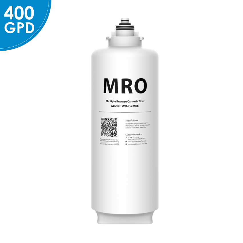 2 Years Lifetime WD-G2MRO Filter for WD-G2 Series Reverse Osmosis System