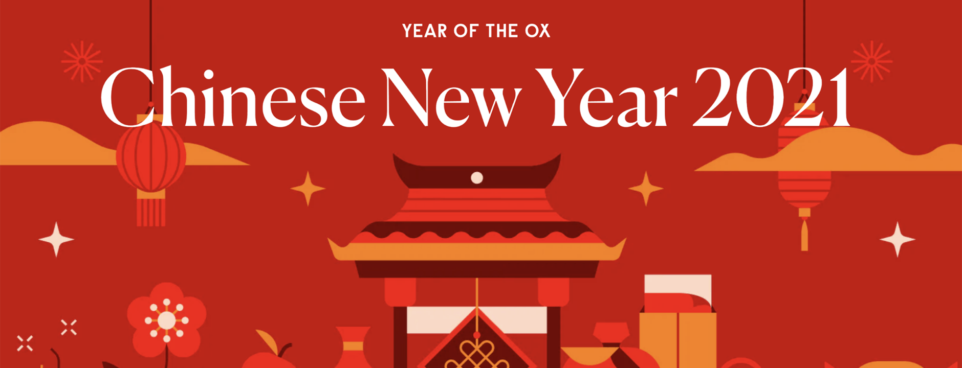 Notice of Chinese New Year holidays 2021