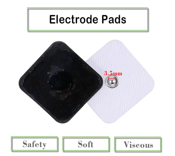Electrode Pads For Infrared Ultrasound Cavitation EMS Machine 1