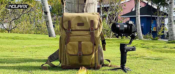 endurax camera backpack about us background