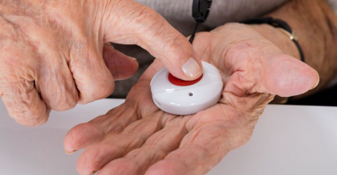help button for seniors