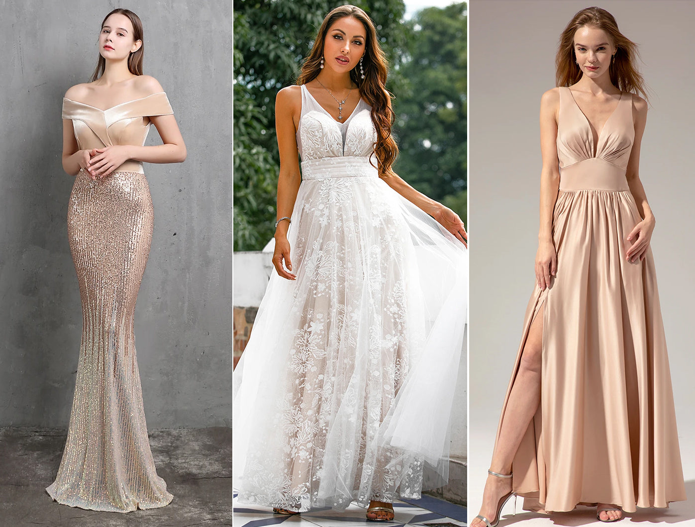Champagne-homecoming-dresses