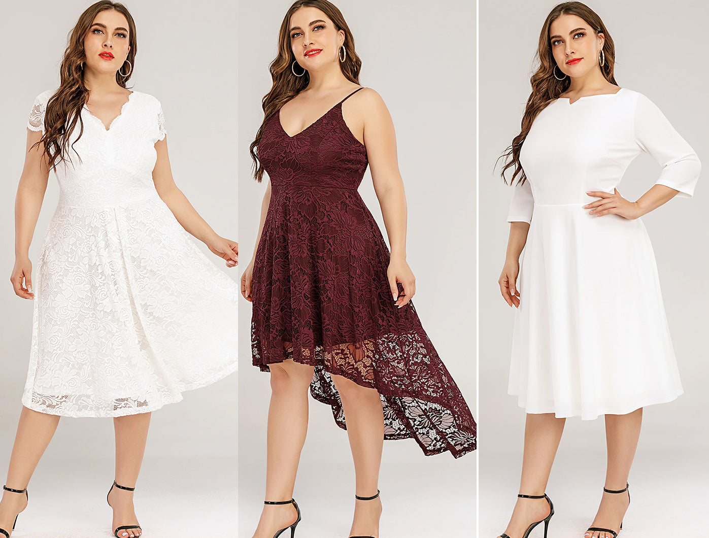 plus-size-homecoming-dresses