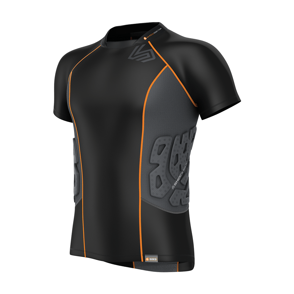 Ultra ShockSkin 3-Pad Impact Shirt