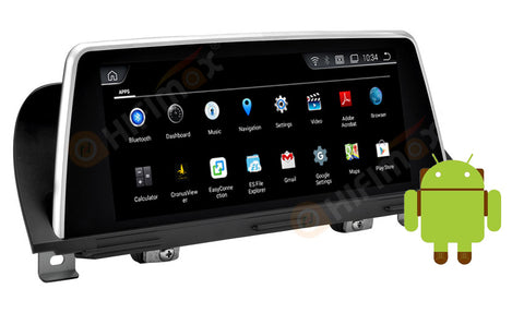 bmw f10 f11 android screen with stand up design