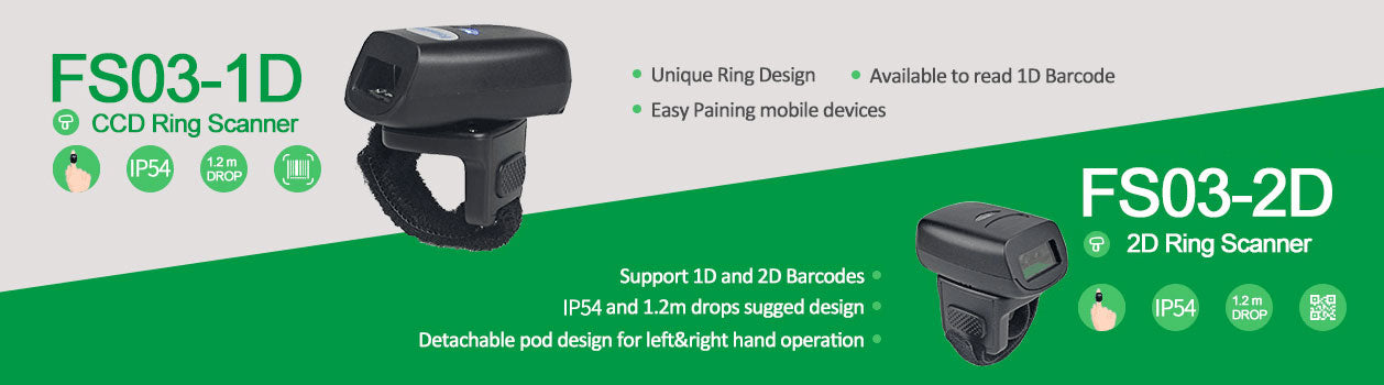 Wearable Ring Scanner