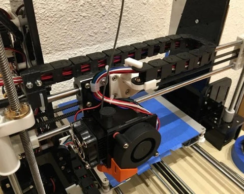 cable chain for anet a8 x axis