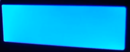 blue screen of anet a8