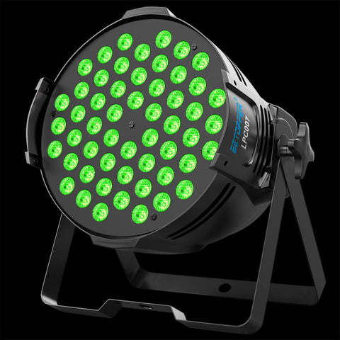 BETOPPER Par LED Stage Lighting DJ Disco Party Stage Led Light Hand in Hand LPC007-H