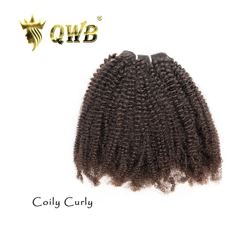 coily curly
