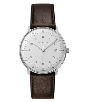 Junghans Max Bill Stainless Steel