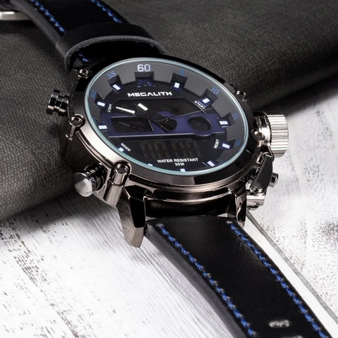 Watches With Leather Straps