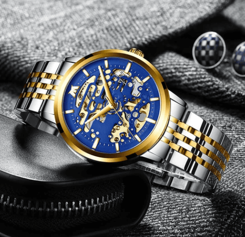 The watches of mechanical