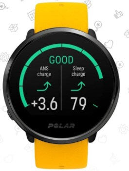 Polar Ignite Fitness-Tracking Watch