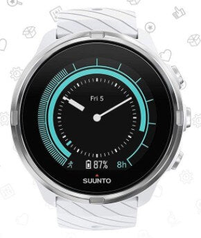 Suunto 9 GPS Fitness-Tracking Watch