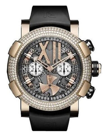 Romain Jerome Steampunk Automatic Men's Watch