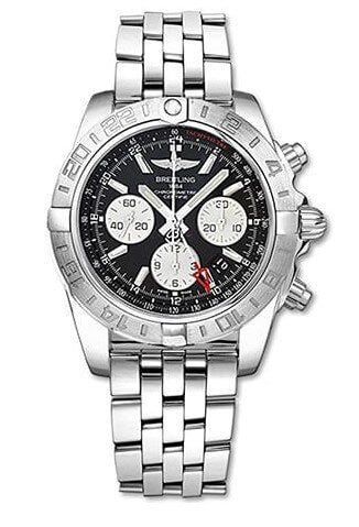 Breitling Windrider Chronomat GMT