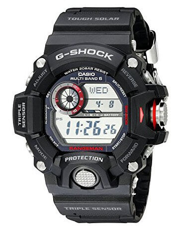 Casio GW-9400-1CR Solar Watch