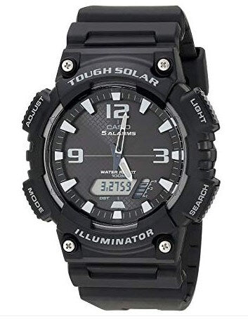 Casio Solar Sport Watch