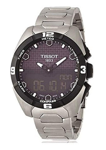 Tissot T0914204405100 T-Touch Solar Watch