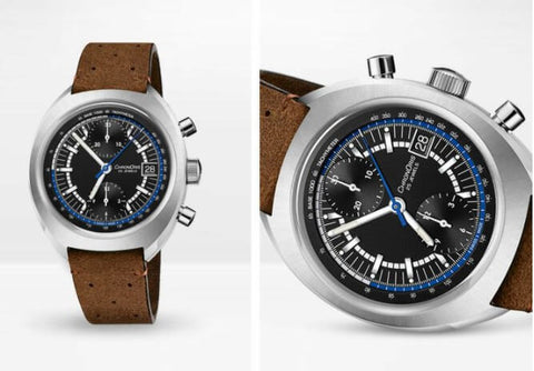 Oris Chronoris Williams 40th Anniversary