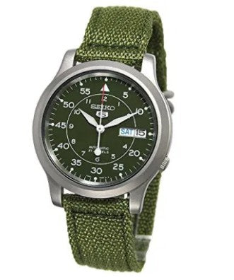 Seiko 5 Automatic Stainless Steel Watch