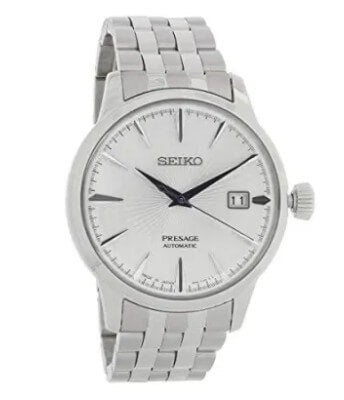 Seiko Men's Presage Automatic Cocktail Time